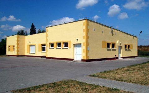 Budynek piekarni
